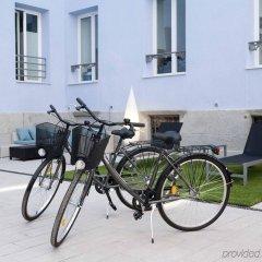 Отель Petit Palace Santa Barbara Мадрид спортивное сооружение