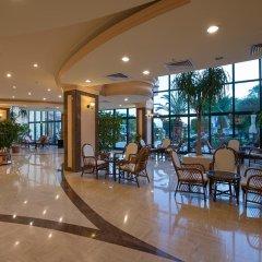 Miramare Beach Hotel Турция, Сиде - 1 отзыв об отеле, цены и фото номеров - забронировать отель Miramare Beach Hotel онлайн интерьер отеля