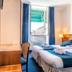 Hotel Univers Ницца комната для гостей