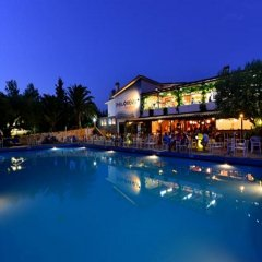 Отель Philoxenia Bungalows бассейн фото 2