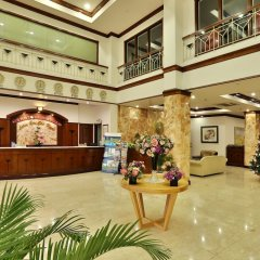 Lotus SaiGon Hotel интерьер отеля фото 2