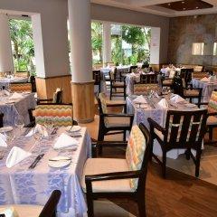 Отель Sunset Fishermen Beach Resort Плая-дель-Кармен питание фото 3