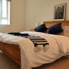 Отель 2 Bedroom Flat in Canary Wharf With Balcony Великобритания, Лондон - отзывы, цены и фото номеров - забронировать отель 2 Bedroom Flat in Canary Wharf With Balcony онлайн комната для гостей фото 5