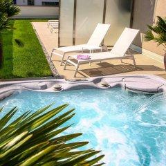 Отель City Hotel Merano Италия, Меран - отзывы, цены и фото номеров - забронировать отель City Hotel Merano онлайн бассейн фото 2