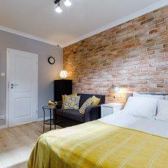 Отель Apartamenty Przytulne OldNova - OLD TOWN Гданьск комната для гостей фото 5