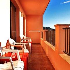 Отель Apartaments La Perla Negra балкон
