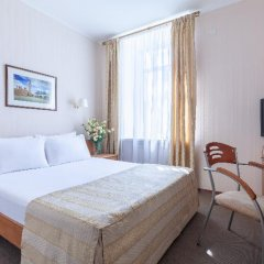 Гостиница Турист 2* Стандартный номер с двуспальной кроватью фото 14