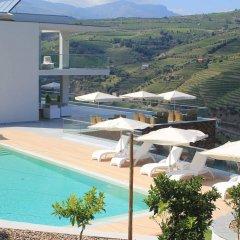 Отель Delfim Douro Ламего бассейн