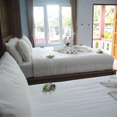 Отель Selamat Lanta Resort комната для гостей фото 4