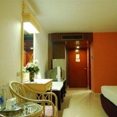 Отель Welcome Plaza Паттайя в номере
