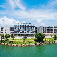Sun Bay Hotel пляж фото 2