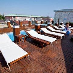 Klas Hotel бассейн