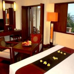 Отель Nikko Bali Benoa Beach Индонезия, Бали - отзывы, цены и фото номеров - забронировать отель Nikko Bali Benoa Beach онлайн комната для гостей