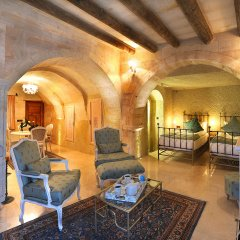 Tafoni Houses Cave Hotel Невшехир интерьер отеля