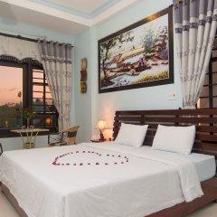 Отель Dong Nguyen Homestay Riverside комната для гостей