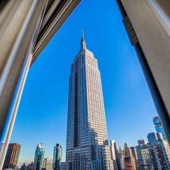 Отель Hilton Garden Inn West 35th Street США, Нью-Йорк - отзывы, цены и фото номеров - забронировать отель Hilton Garden Inn West 35th Street онлайн
