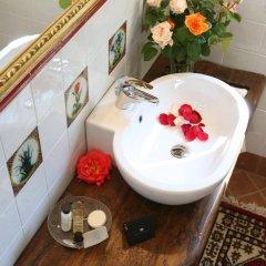 Отель Villa Casa Country Италия, Боволента - отзывы, цены и фото номеров - забронировать отель Villa Casa Country онлайн ванная фото 2