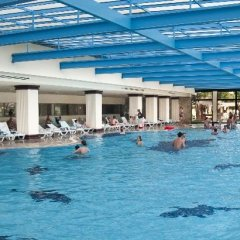 Отель Cesars Temple De Luxe All Inclusive бассейн
