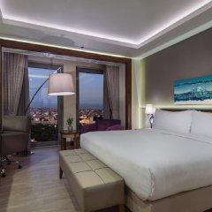 Отель DoubleTree by Hilton Istanbul Topkapi комната для гостей фото 4
