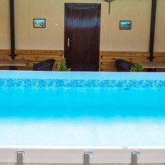 Отель Клубный Отель Флагман Кыргызстан, Бишкек - отзывы, цены и фото номеров - забронировать отель Клубный Отель Флагман онлайн бассейн фото 2