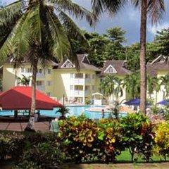 Отель Mystic Ridge Resort балкон