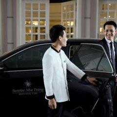 Отель Sunrise Nha Trang Beach Hotel & Spa Вьетнам, Нячанг - 5 отзывов об отеле, цены и фото номеров - забронировать отель Sunrise Nha Trang Beach Hotel & Spa онлайн городской автобус