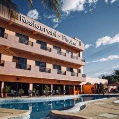 Residence IMAN Apparts-Hôtel in Nouakchott, Mauritania from 178$, photos, reviews - zenhotels.com pool photo 2