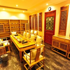 Beijing Traditional View Hotel сауна