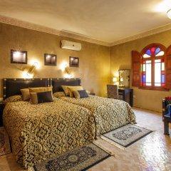 Отель Riad Andalib Марокко, Фес - отзывы, цены и фото номеров - забронировать отель Riad Andalib онлайн комната для гостей фото 5