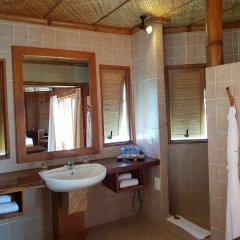 Отель Tikehau Pearl Beach Resort ванная