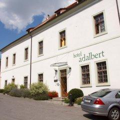 Отель Adalbert Ecohotel Чехия, Прага - 3 отзыва об отеле, цены и фото номеров - забронировать отель Adalbert Ecohotel онлайн