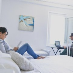 Отель B&B A Portata di Mare Италия, Лорето - отзывы, цены и фото номеров - забронировать отель B&B A Portata di Mare онлайн комната для гостей фото 5