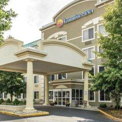 Отель Comfort Inn North/Polaris США, Колумбус - отзывы, цены и фото номеров - забронировать отель Comfort Inn North/Polaris онлайн вид на фасад