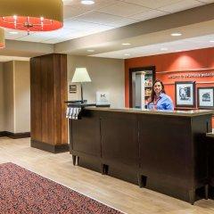 Отель Hampton Inn & Suites Columbus Polaris США, Колумбус - отзывы, цены и фото номеров - забронировать отель Hampton Inn & Suites Columbus Polaris онлайн интерьер отеля фото 2