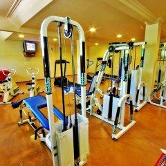 Bella Italia Hotel & Eventos фитнесс-зал фото 2