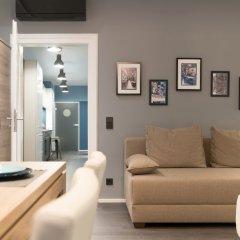 Отель dasPaul Aparthotel Германия, Нюрнберг - отзывы, цены и фото номеров - забронировать отель dasPaul Aparthotel онлайн комната для гостей фото 5