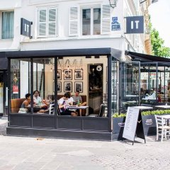 Отель Snob Hotel by Elegancia Франция, Париж - 2 отзыва об отеле, цены и фото номеров - забронировать отель Snob Hotel by Elegancia онлайн питание