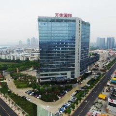 Отель Wanjia Oriental Сямынь балкон
