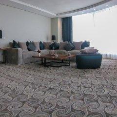 Отель Grand Mogador CITY CENTER - Casablanca комната для гостей фото 2