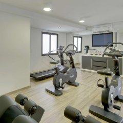 TRYP Córdoba Hotel фитнесс-зал
