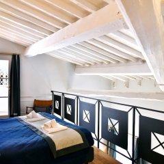 Апартаменты La Croce d'Oro - Santa Croce Suite Apartments комната для гостей фото 3