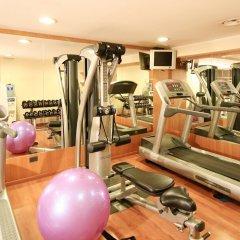 Rege Hotel Сан-Донато-Миланезе фитнесс-зал фото 2