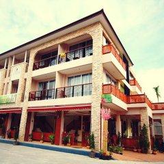 Отель The Orchid House пляж Ката парковка