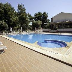 Hotel Simeon бассейн фото 8