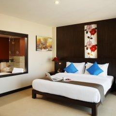 Andakira Hotel 4* Номер Делюкс с разными типами кроватей