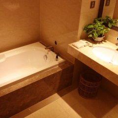 Отель Xiamen Wanjia Yunding Hotel Китай, Сямынь - отзывы, цены и фото номеров - забронировать отель Xiamen Wanjia Yunding Hotel онлайн ванная фото 2
