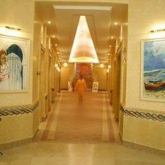 Отель Jasmina Thalassa Hotel Тунис, Мидун - отзывы, цены и фото номеров - забронировать отель Jasmina Thalassa Hotel онлайн интерьер отеля фото 2