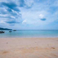 Отель Himaphan Boutique Resort пляж фото 2