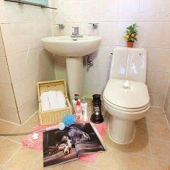 Отель Swiss Pension Южная Корея, Пхёнчан - отзывы, цены и фото номеров - забронировать отель Swiss Pension онлайн ванная