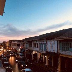 Ai Phuket Hostel балкон